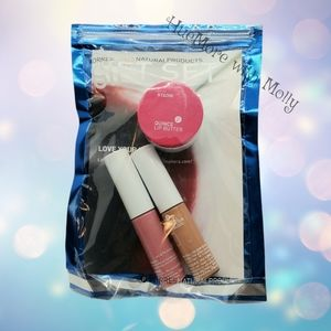 Korres Cherry Oil Lip Gloss & Lip Butter Gift Set